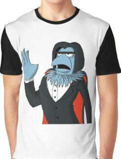 Sam Eagle - Opera Man Graphic T-Shirt