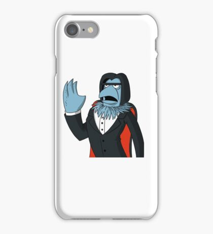 Sam Eagle - Opera Man iPhone Case/Skin