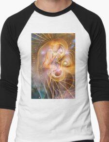 Starchild Men's Baseball ¾ T-Shirt