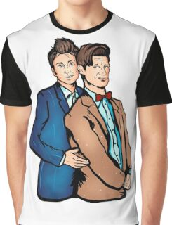 Awkward Prom Doctors Graphic T-Shirt