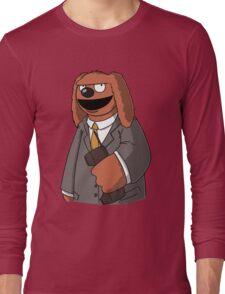 Rowlf The Unfrozen Caveman Laywer Long Sleeve T-Shirt