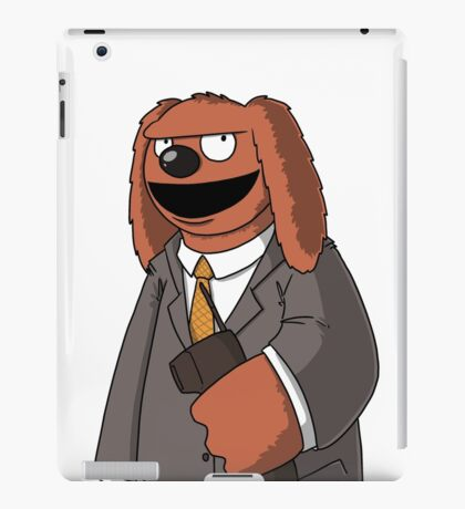 Rowlf The Unfrozen Caveman Laywer iPad Case/Skin