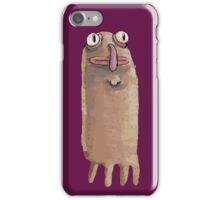 Poo Sausage iPhone Case/Skin