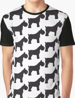 Schnauzer Graphic T-Shirt