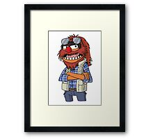 Macgruber - Animal Framed Print
