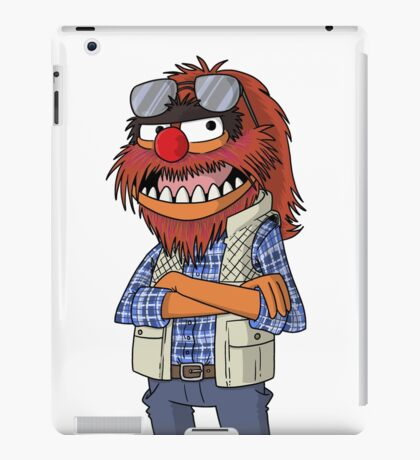 Macgruber - Animal iPad Case/Skin