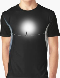 At night when the stars light come looking for you Graphic T-Shirt