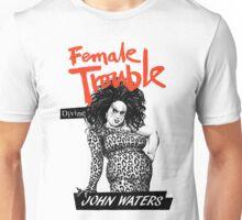 FEMALE TROUBLE - JOHN WATERS, DIVINE Unisex T-Shirt