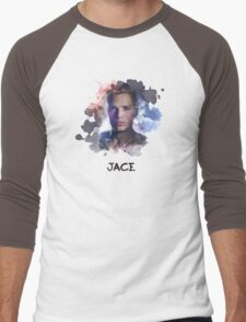 Jace - Shadowhunters - Canvas Men's Baseball ¾ T-Shirt
