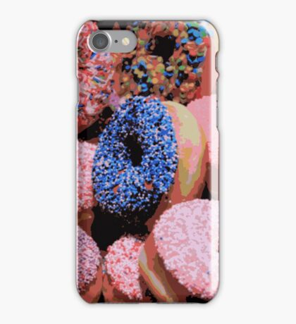 Donuts  - JUSTART ©  iPhone Case/Skin