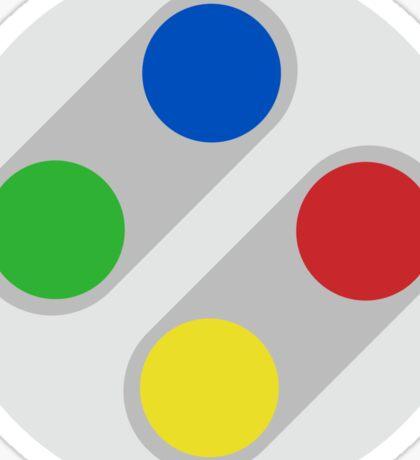 Super Buttons V2.0 Sticker
