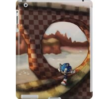Green Hill By Day iPad Case/Skin