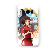 Haku, Chihiro and No Face Samsung Galaxy Case/Skin