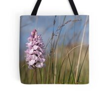Spotted Orchid,  Portnoo, Co. Donegal Tote Bag