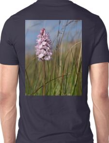 Spotted Orchid,  Portnoo, Co. Donegal Unisex T-Shirt