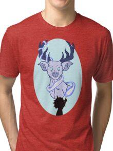 Prongs rides again. Tri-blend T-Shirt