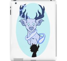 Prongs rides again. iPad Case/Skin