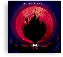 babymetal Canvas Print