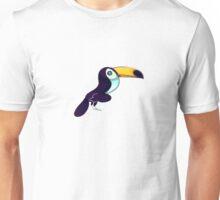 Tiny Toco Toucan Unisex T-Shirt