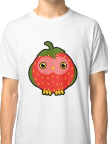 Strawberry owl Classic T-Shirt