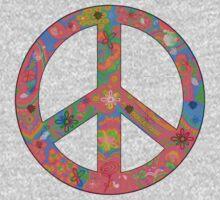 Peace Baby Tee