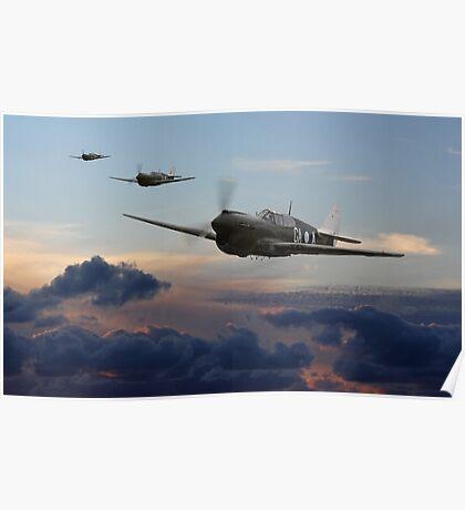 Pacific Warhorse - RAAF Version Poster