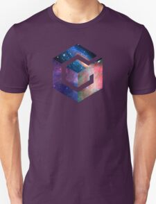 Galaxy GameCube Logo Unisex T-Shirt