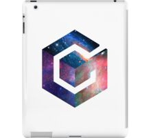 Galaxy GameCube Logo iPad Case/Skin