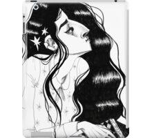 Star-Kissed Reader iPad Case/Skin