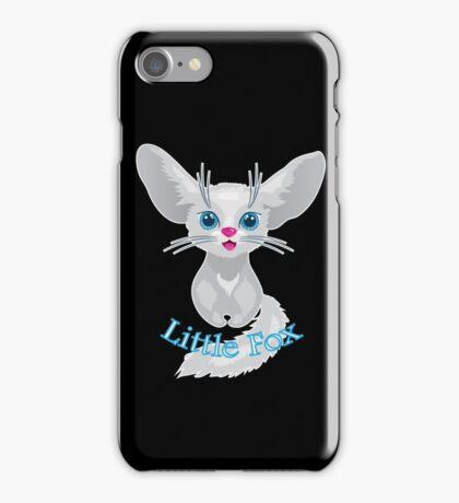 Vector illustration of cute Fox iPhone Case/Skin
