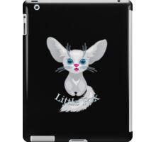 Vector illustration of cute Fox iPad Case/Skin