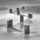Balnarring Groyne by Jim Worrall