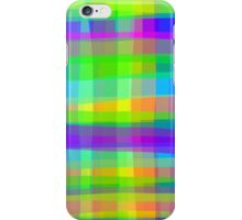 Psychedelic Fabric Texture Pattern iPhone Case/Skin