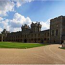 The castle quad by CiaoBella