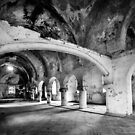 Derelict Arches by Dave Hare