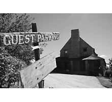 The Trossachs Guest Lodge V - McGregor, South Africa Photographic Print