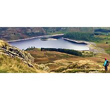 Haweswater Reservoir, in the Lake District, UK Photographic Print
