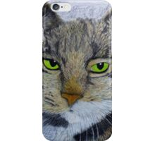 Dizzy the cat. iPhone Case/Skin