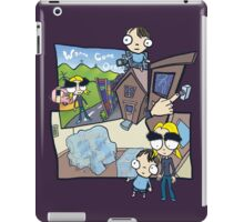 Esmeralda & the Boy Next Door iPad Case/Skin