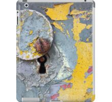 Just use your key iPad Case/Skin