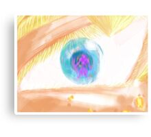 EYES ve. 2 Metal Print