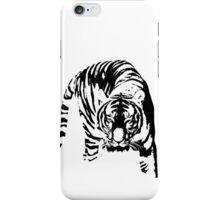 tiger, siberian tiger shirt iPhone Case/Skin