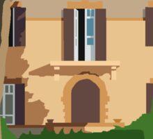 Marymount Rome Villa Sticker