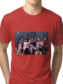 Whoz That Girl Tri-blend T-Shirt
