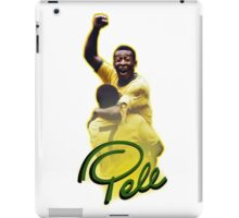 Pele World Cup Brazil iPad Case/Skin