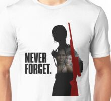 Never Forget - Ellie Unisex T-Shirt