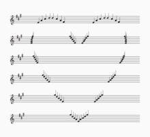 Love Notes Kids Tee