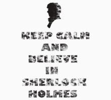 SherlockHolmes 0003 Kids Tee
