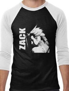 Zack - Final Fantasy VII Men's Baseball ¾ T-Shirt