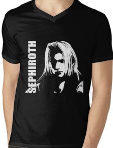 Sephiroth - Final Fantasy VII Mens V-Neck T-Shirt